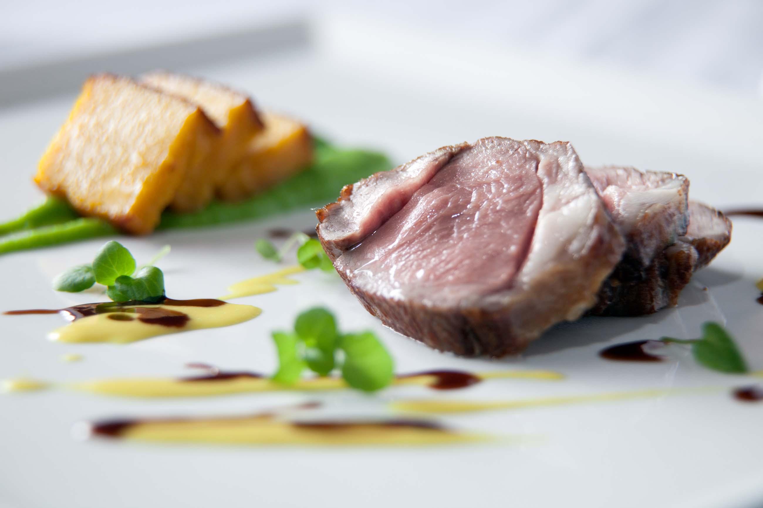 AG Inspired Cuisine - Lamb