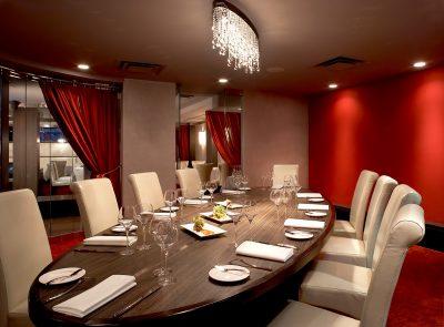 AG Inspired Cuisine - Chef's Table