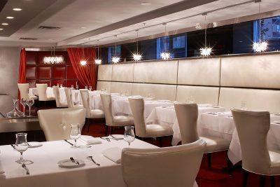 AG Inspired Cuisine - Dining Room