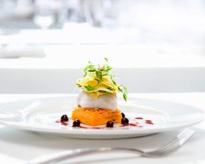 AG Inspired Cuisine - Halibut