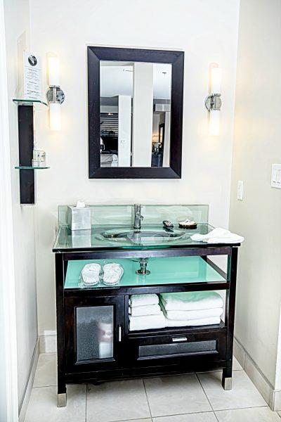 Bathroom - Sterling Inn & Spa