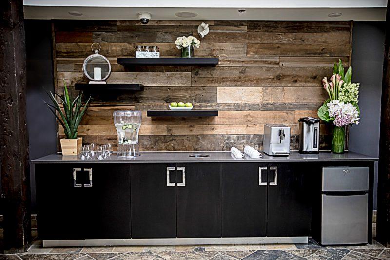 Lobby Coffee Station - Sterling Inn & Spa