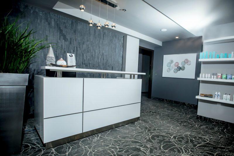 Spa Desk - Sterling Inn & Spa