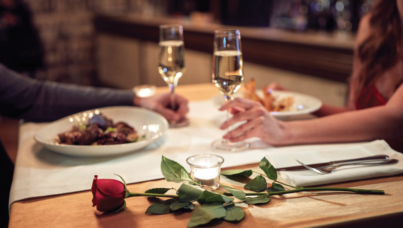 Valentine's Day Package at the Sterling Inn & Spa